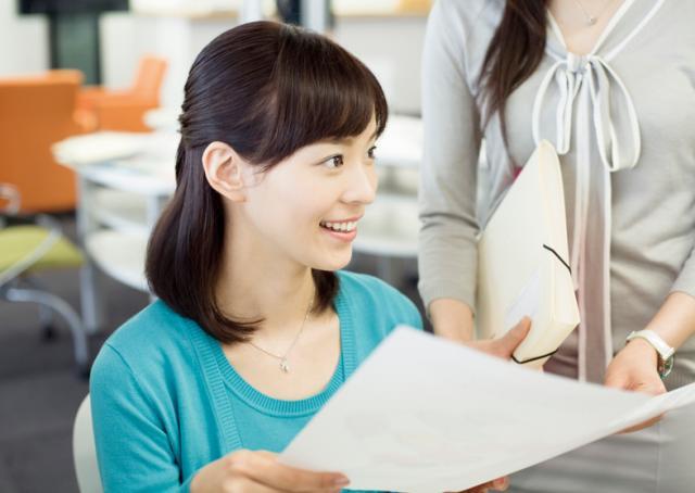 事務所内はざっくばらんな雰囲気☆ 時給850円~、うれしい昇給あり!