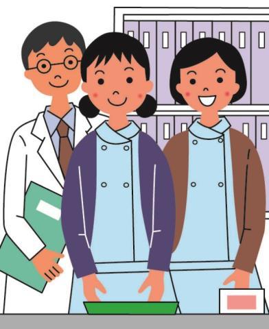 薬剤師4名、医療事務3名のアットホームな職場です♪