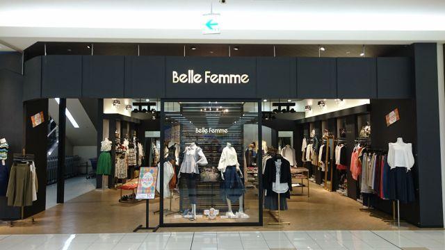 Belle Femme イオンモール久御山店 1枚目