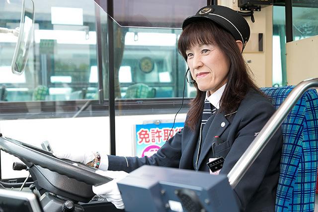 奈良交通株式会社(女性限定!!営業所見学&バス運転体験会)