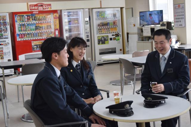 奈良交通株式会社(営業所見学&会社説明会)
