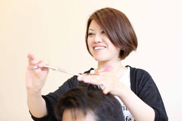 プライベートと両立しながらずっと美容師として活躍できる環境が整っています。