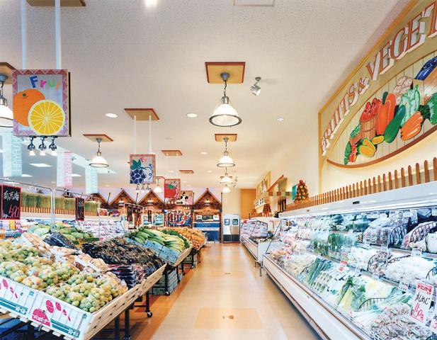 スーパーはやし 富木店