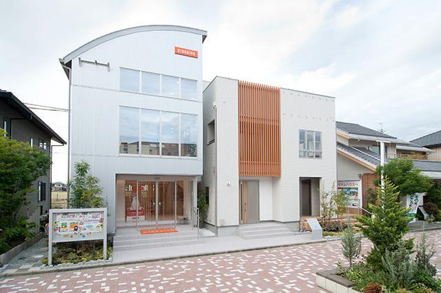 桧家住宅奈良展示場