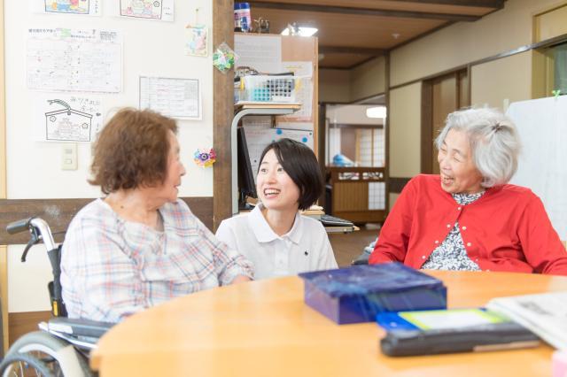 特別養護老人ホーム ももやま