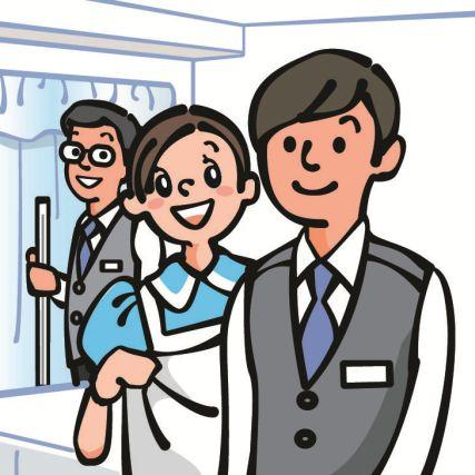 [名古屋市昭和区]≪寮の清掃≫◆午前中のお仕事◆ダブルワークOK!◆うれしい交通費支給あり!