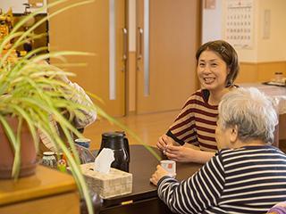 社会福祉法人紀の国福樹会 特別養護老人ホーム 岩出憩い園   介護支援専門員