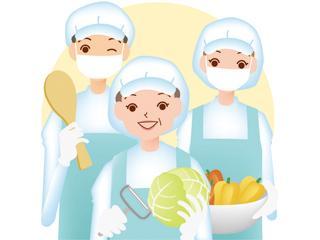 味よし、栄養満点、ヤリガイ抜群! 「食」に関わる「職」を楽しみましょう。
