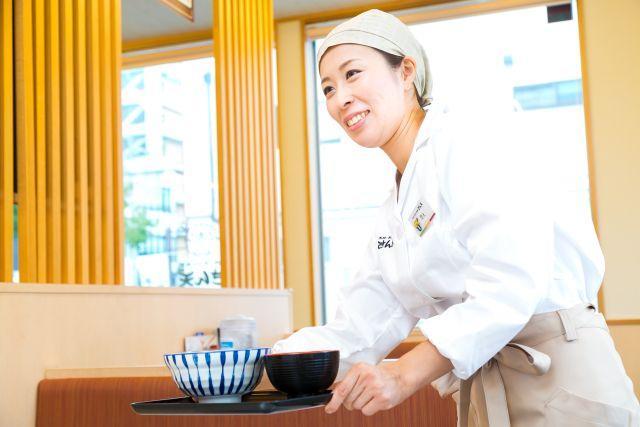 サトフードサービス株式会社  天丼・天ぷら本舗 さん天あべの万代店 (278) 店長候補