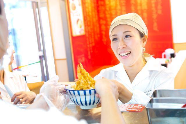 天丼・天ぷら本舗 さん天 新座野火止店(ニイザノビトメ)