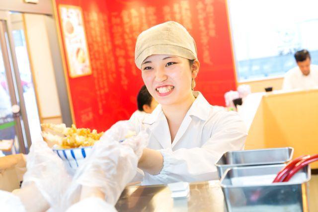 天丼・天ぷら本舗 さん天 岸和田八阪店(キシワダヤサカ)