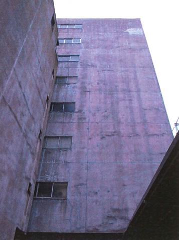外壁改修工事BEFORE