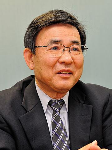 総務部部長<br>横山 寛