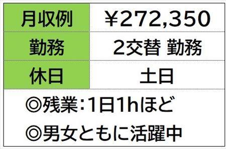 株式会社ナガハ案件No.46398