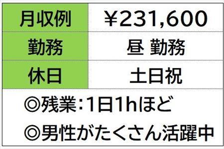 株式会社ナガハ案件No.46592