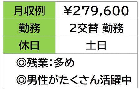 株式会社ナガハ案件No.46628