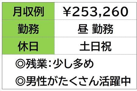 株式会社ナガハ案件No.46635