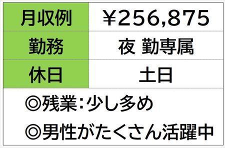 株式会社ナガハ案件No.46654