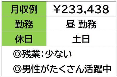 株式会社ナガハ案件No.46658