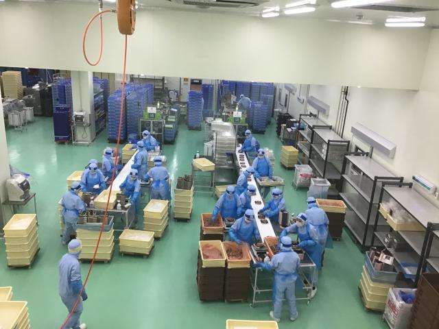 フードプロセス株式会社 KSP神戸セントラルキッチン出張所
