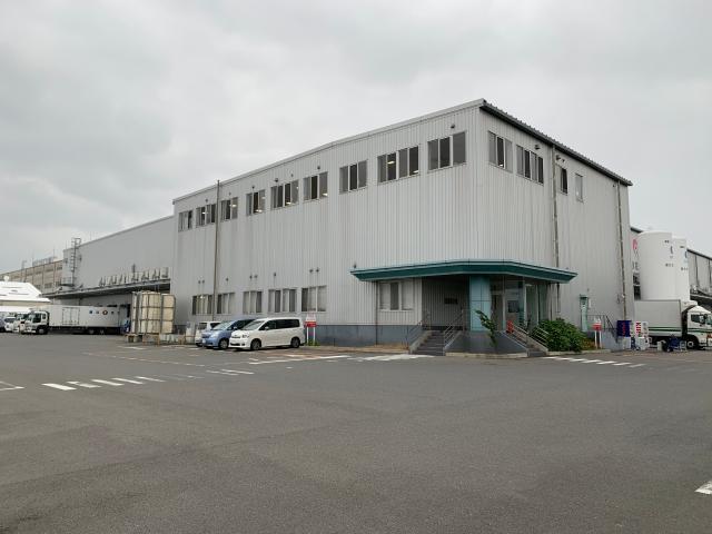 間口東海株式会社東海コープ小牧要冷セットセンター出張所(構内)