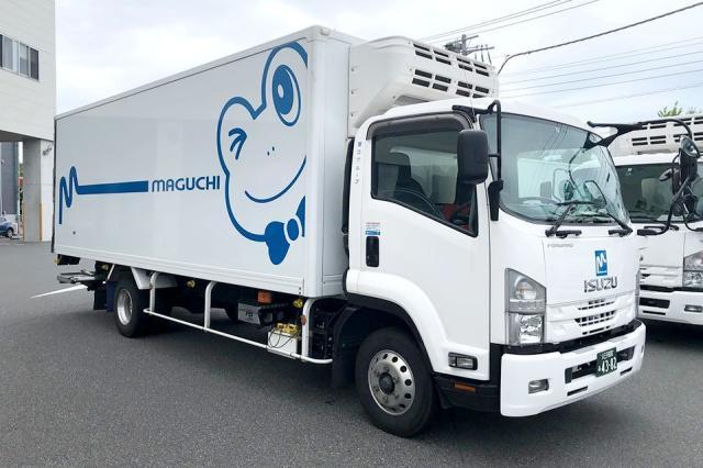 間口ロジ関東株式会社多摩出張所