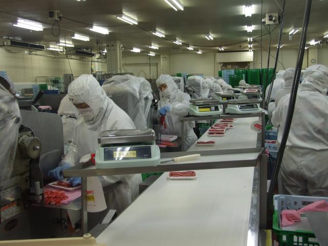 フードプロセス株式会社ライフ堺プロセスセンター出張所