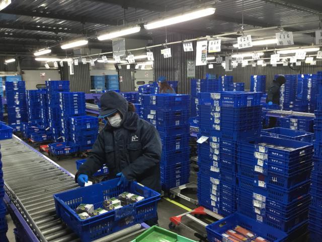 フードプロセス株式会社ライフ南港水産プロセスセンター出張所