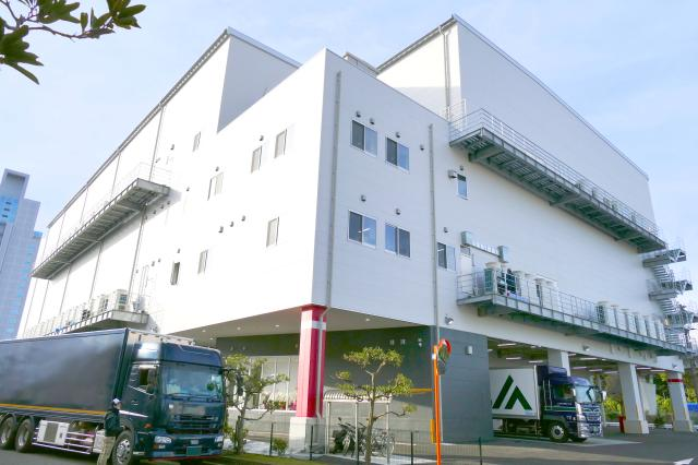 間口ロジ関東株式会社三菱食品横浜金沢低温DC出張所