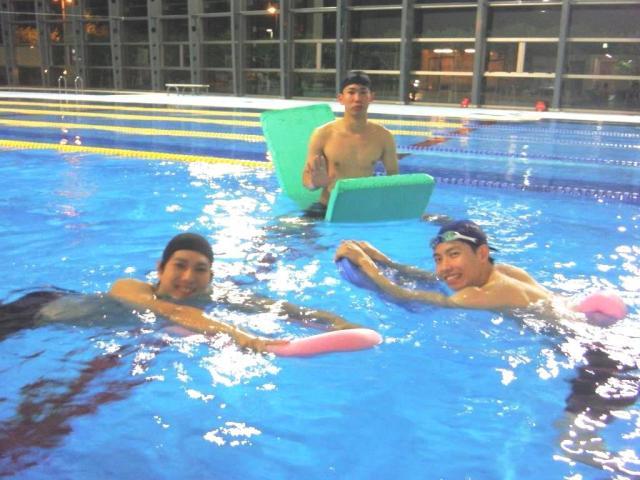 プール施設でのアルバイト。 忘れられない夏の思い出となるはずです♪