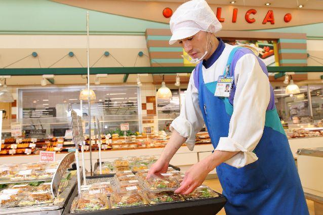 従業員お買い物特典あり☆ご自宅の食卓を彩る食材を、 オトクに購入することができますよ。