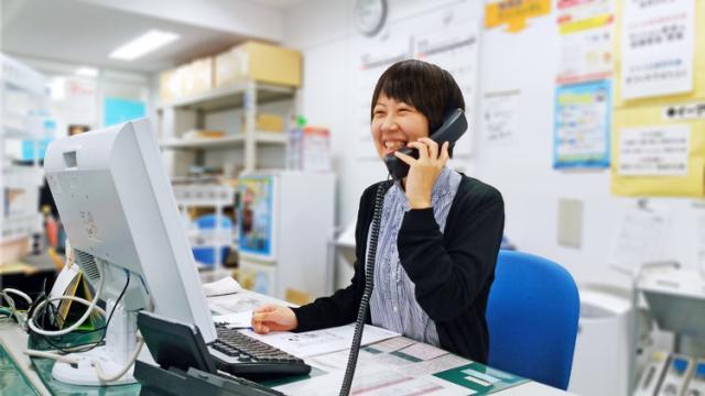 定時ピッタリで働きたい方は、お気軽にご相談ください! ご自身の予定やご家庭との両立もしやすい職場です♪