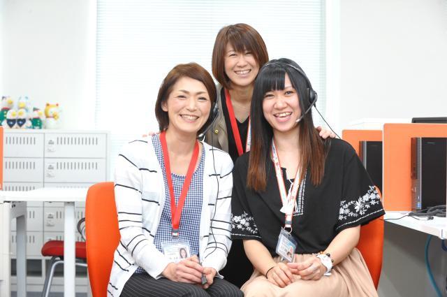 20代~50代の女性スタッフが中心となって活躍中!やさしいメンバーがそろった温かい雰囲気の職場です♪