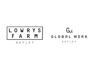 LOWRYS FARM/GLOBAL WORK OUTLET 1枚目