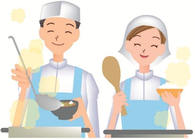 大手企業の社員食堂で調理のお仕事!