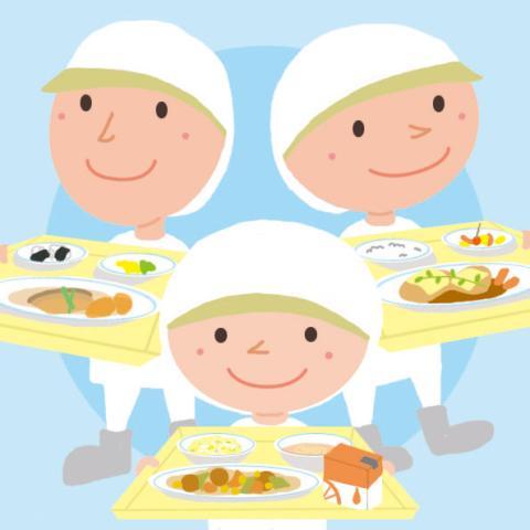 あなたのやる気と笑顔をお待ちしています! おいしい食事で喜んでいただけるお仕事です♪