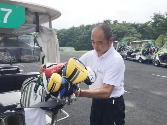 自然豊かなゴルフクラブでのお仕事。 きれいな空気をたくさん吸いながら、気持ちよく働けます♪