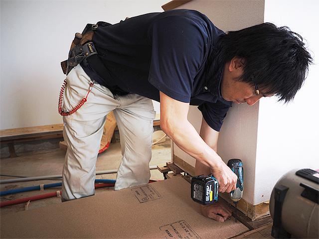 集合住宅保全工事事業イメージ