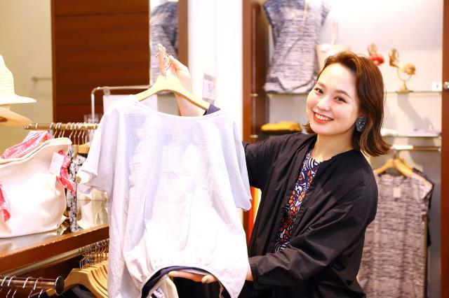 ファッション好きに嬉しいスタッフ割引あり☆気になるアイテムをリーズナブルにGET!