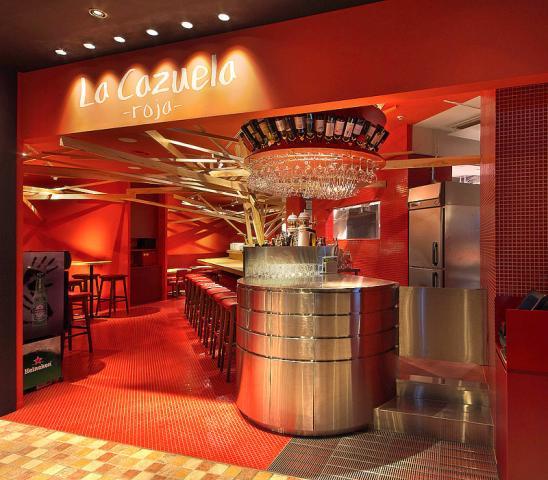 スペインバルカスエラ&日本酒バルさわらグランフロント大阪店