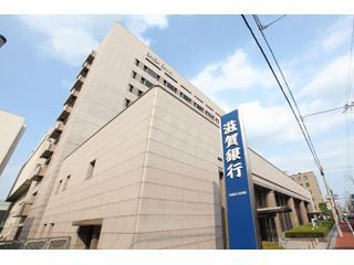 地域を支える滋賀銀行だから、安心安定して働けます。長くお勤めしたい方に最適の職場です。