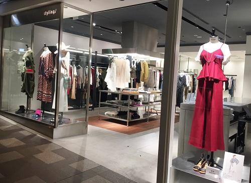 styling/ 福屋八丁堀本店南館「FUKUYA ADDICT」店 1枚目