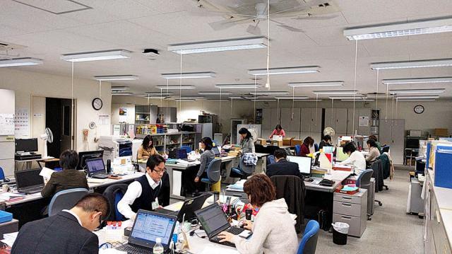駅チカ☆冷暖房完備のオフィスは居心地良さも抜群です。