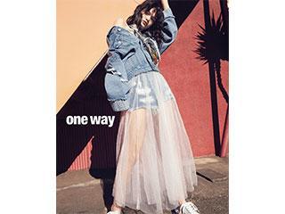 one way 1枚目