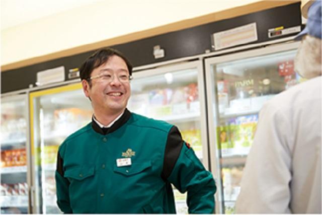 基本的に19時までの勤務だから働きやすい!岡山県内の店舗展開なので転居を伴う転勤はありません♪