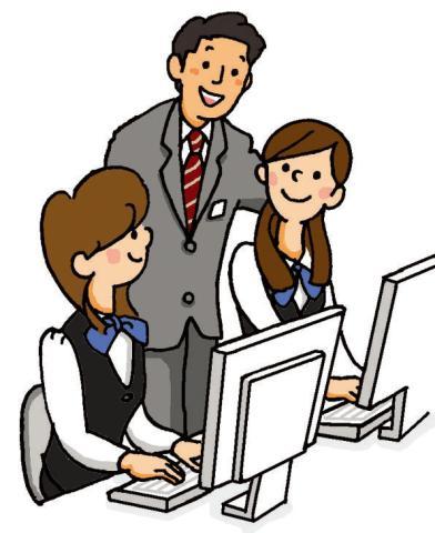フルタイム勤務ができる方、大歓迎!パートタイムでの勤務も可能なので、お気軽にご相談ください。
