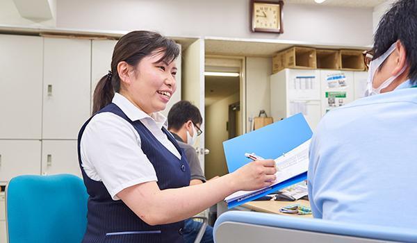 タイヨー インタビュー小田トレーナー