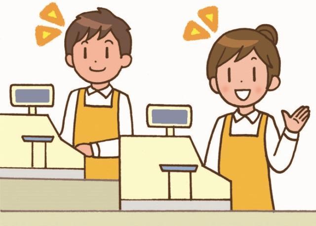 ≪大阪市淀川区≫[レジスタッフ]◆未経験OK!◆交通費全額支給!◆バイク・自転車通勤OK!