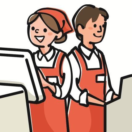 ≪大阪市中央区≫[食品スーパーでのレジスタッフ]◆未経験OK!◆交通費全額支給!◆日・週払いOK!