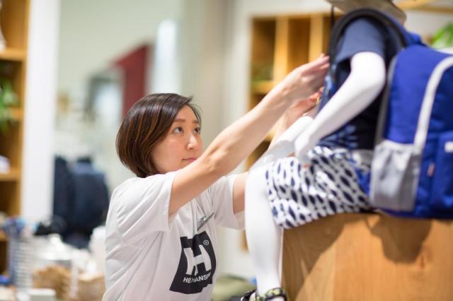 HELLY HANSEN ららぽーと横浜店